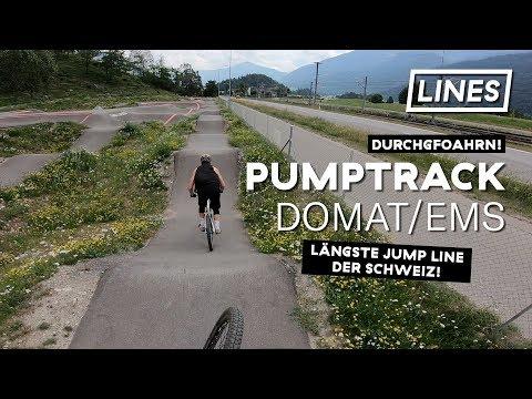 Pumtrack Amedes Domat/Ems | LINES