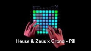 Скачать Heuse Zeus X Crona Pill Feat Emma Sameth Launchpad Pro Cover