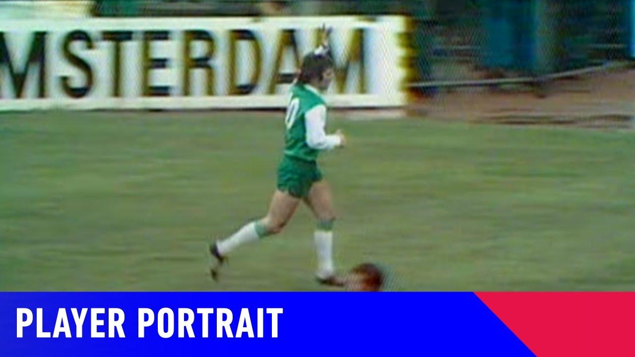 Player portrait • Willem van Hanegem