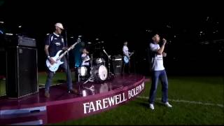 Cockney Rejects - I'm Forever Blowing Bubbles (Boleyn Farewell 2016)