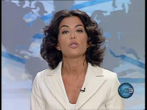 Maria Rosaria De Medici Tg3 Italian tv news anchorwoman