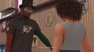 "NBA 2K17 MyCareer- OH NO SHE DIDN""T! RELATIONSHIP PROBLEMS"