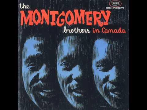 MONTGOMERY BROTHERS   ANGEL EYES (1961)