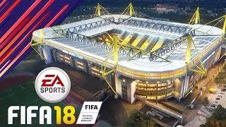 Fifa 18 stadiums   ft.juventus stadium, bernabÉu,anfield etc
