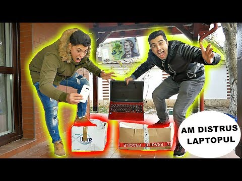 DESTROY THE BOX OR TAKE THE MONEY !! (CRAZY CHALLENGE)