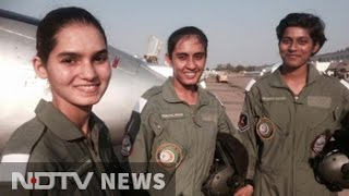 meet india s first three women fighter pilots to be