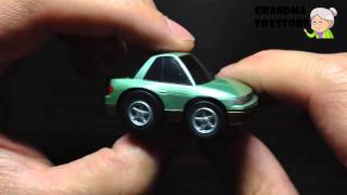 Unboxing Toys Review/demos - Tomica Green Honda Civic Fast And Furious Street Racing Rocket Classic