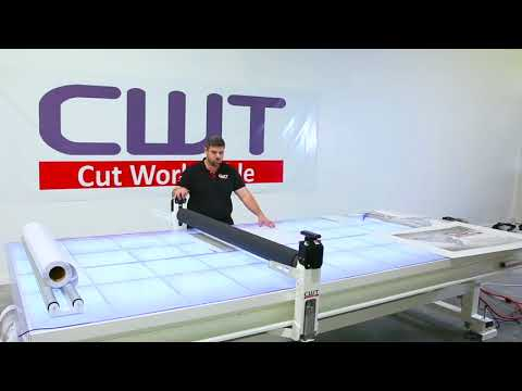 Introducing the CWT Graphics Applicator Table