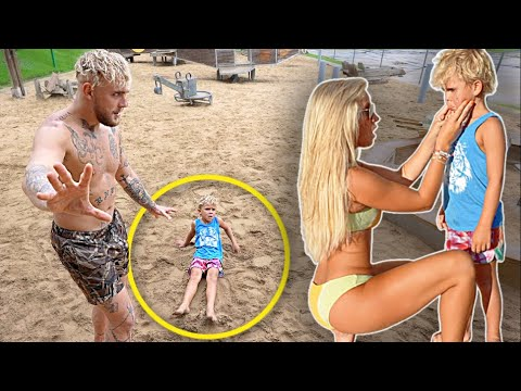 Download Jake Paul breaks up a FIGHT between Tydus and a BULLY
