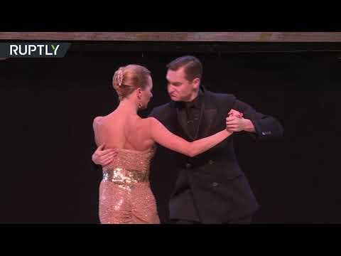 شاهد .. مسابقة رقص التانغو الدولية في الأرجنتين  - نشر قبل 8 ساعة
