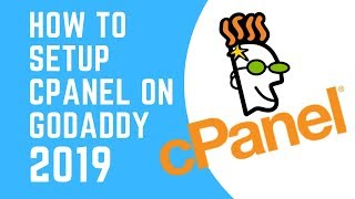 How to Setup Cpanel in Godaddy 2019