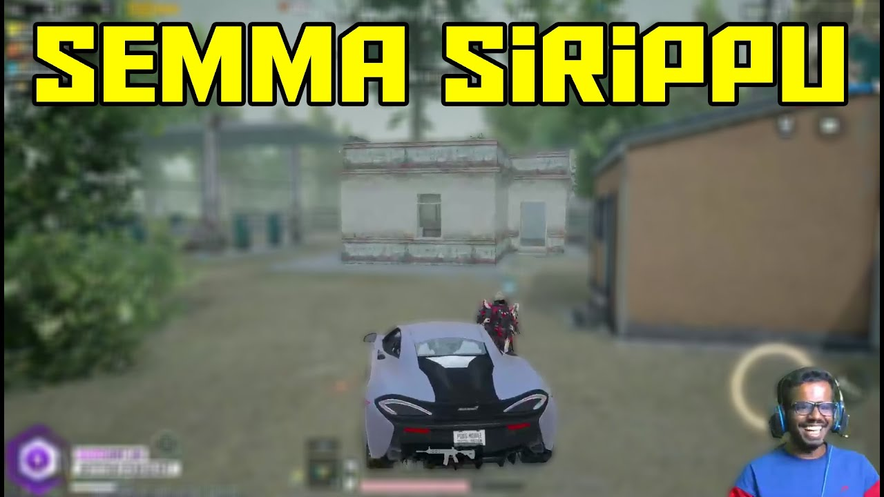 Daily Laughing Challenge on PUBGMOBILE   Part-22  
