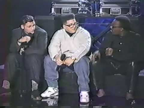 3rd Bass Gas Face The Arsenio Hall Show 1990