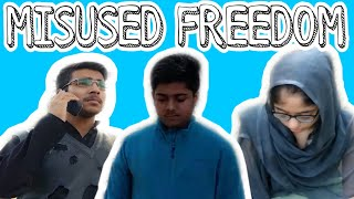 MISUSED FREEDOM | A Short Movie