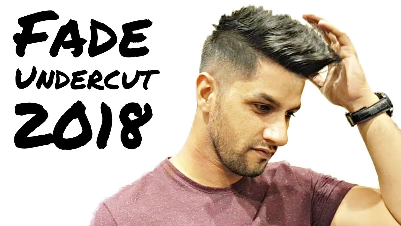 Fade Undercut 2018 Short Hairstyle Best Summer Hairstyle Youtube