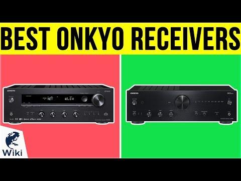 10 Best Onkyo Receivers 2019