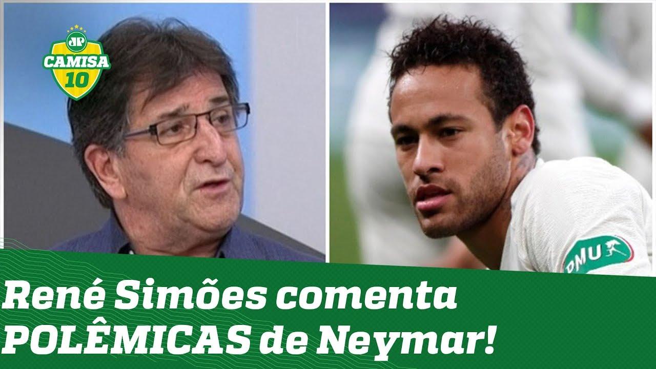 Exclusivo! Neymar virou mesmo um MONSTRO? René Simões comenta POLÊMICAS do craque!