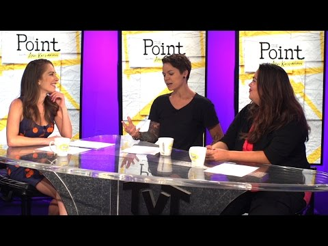 Whitney Mixter & Wendy Carrillo on The Point with Ana Kasparian