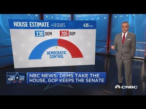 Dems take the House, GOP keeps the Senate: NBC News
