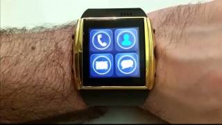 A.I Watch Smartwatch - A.I Assistant in action