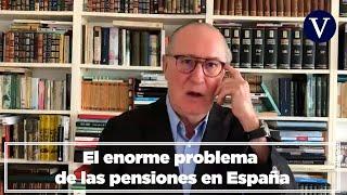 Este es el enorme problema de las pensiones en España | Gay de Liébana