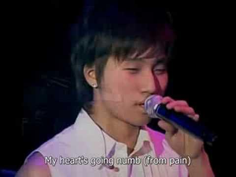 Big Bang: Daesung- Try and Smile *English subs* 웃어본다