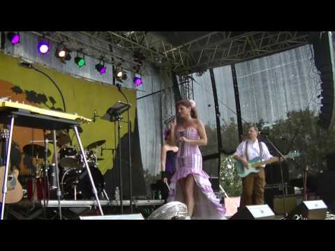 Donauinsel Fest 2016 Wicked Wildcats - Country Time