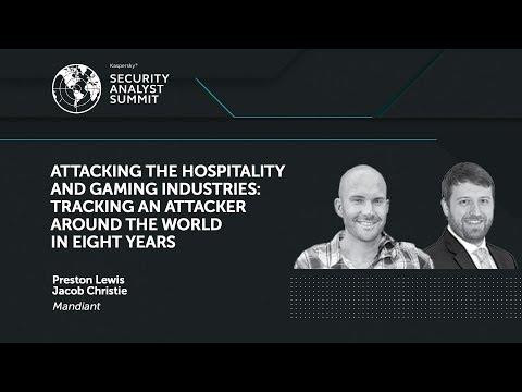 ATTACKING THE HOSPITALITY AND GAMING INDUSTRIES: