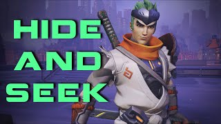 GENJI HIDE AND SEEK | OVERWATCH