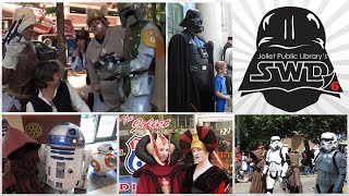 Costumes, artists, parade & more! - Joliet Public Library Star Wars Day 2015