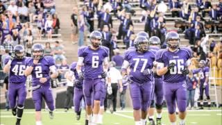 2014 Canyon High Eagles Football video