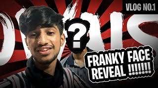 VLOG #1   FRANKY FACE REVEAL   FNATIC BOOTCAMP