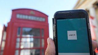Λονδίνο: Μπλόκο στα ταξί Uber - economy
