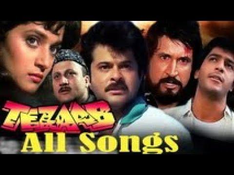 hindi movie tezaab songs
