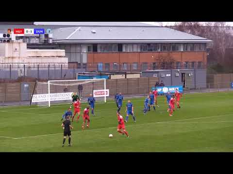 Hayes & Yeading v AFC Dunstable - 27th Jan 2018