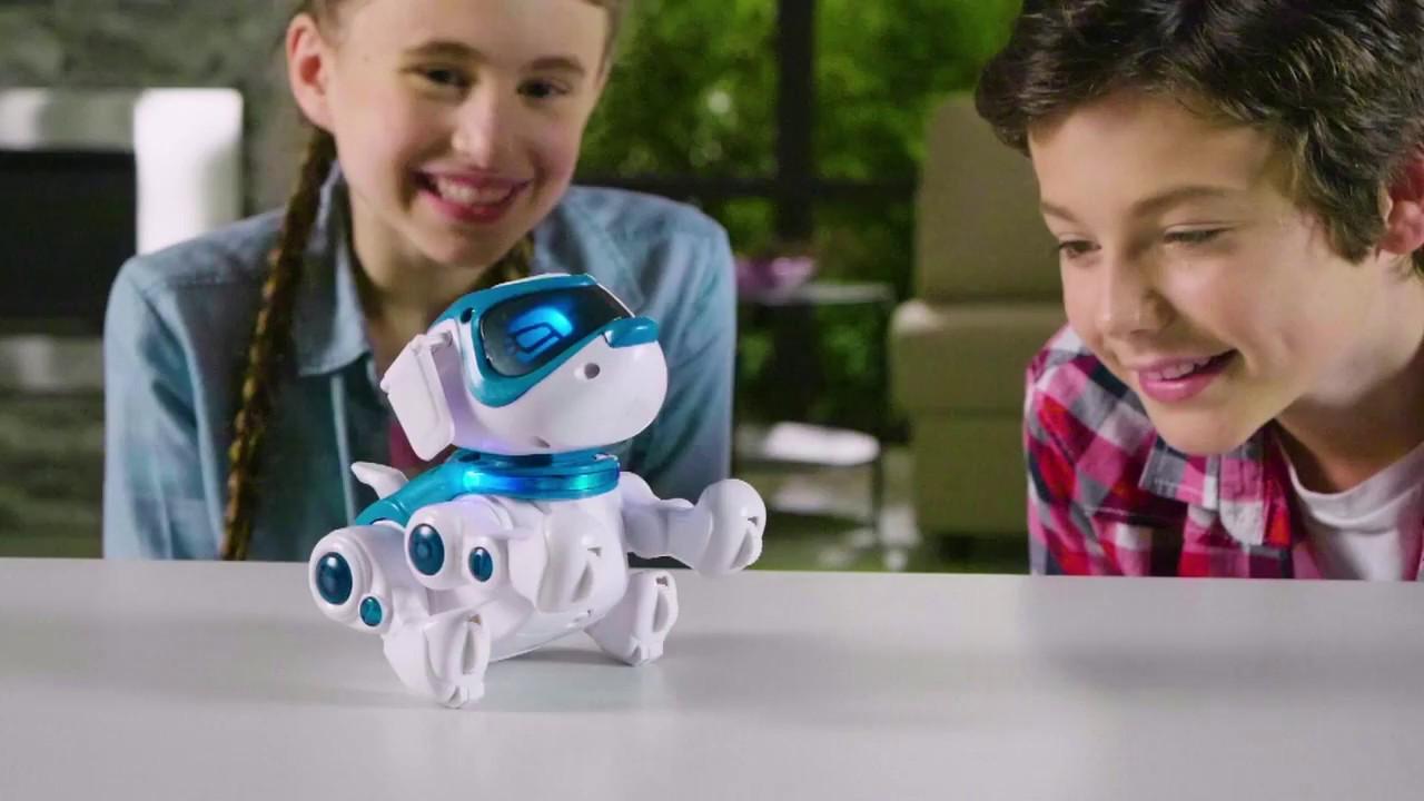 TEKSTA 360 - Ein Roboterhund, der Saltos macht (Werbevideo)