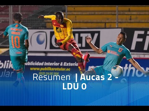 Aucas LDU Quito Goals And Highlights
