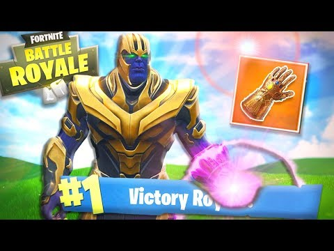 Der *NEUE* INFINITY HANDSCHUH Modus! | Fortnite Battle Royale