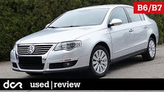 Buying a used Volkswagen Passat (B6, B7) - 2005-2014, Buying advice with Common Issues