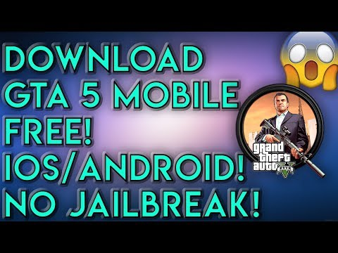 How To Download GTA 5 On IOS/Android 🔥 GTA 5 Mobile APK