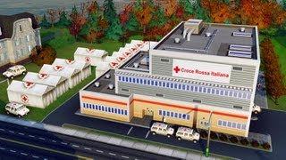 SimCity   RedCross Set