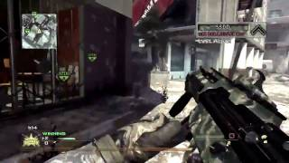 Call Of Duty Modern Warfare 2 Search And Destroy Gameplay :Rise Against