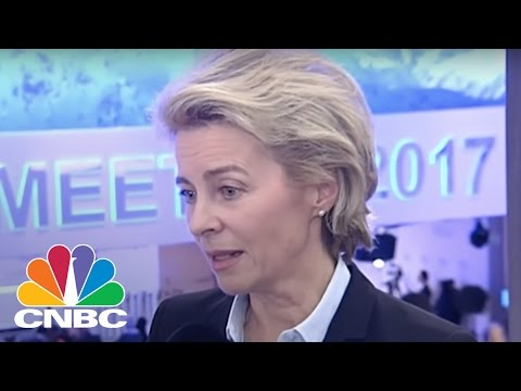 German Defense Minister: NATO Has A Strong Future Based On Common Values | CNBC