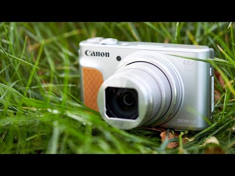 Review of Canon Powershot Sx740 HS - First Impression