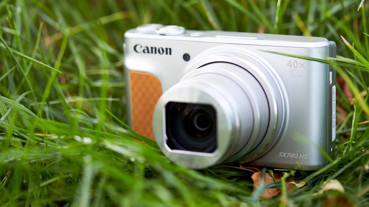 Review Of Canon Powershot Sx740 Hs First Impression Youtube