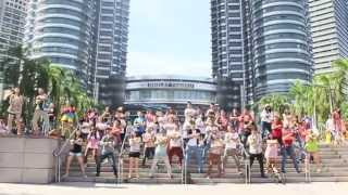 Frontrow Enterprise Philippines Incorporated Official Video (MALAYSIA TOUR)