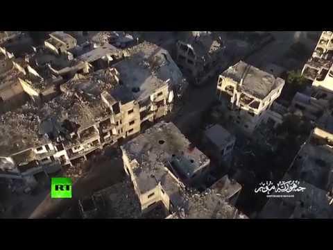 SYRIA FROM ABOVE | El Far3i - Tghayarti  | الفرعي - تغيّرتي