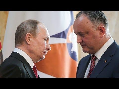 Молдова поблагодарила Россию за помощь в доставке медоборудования