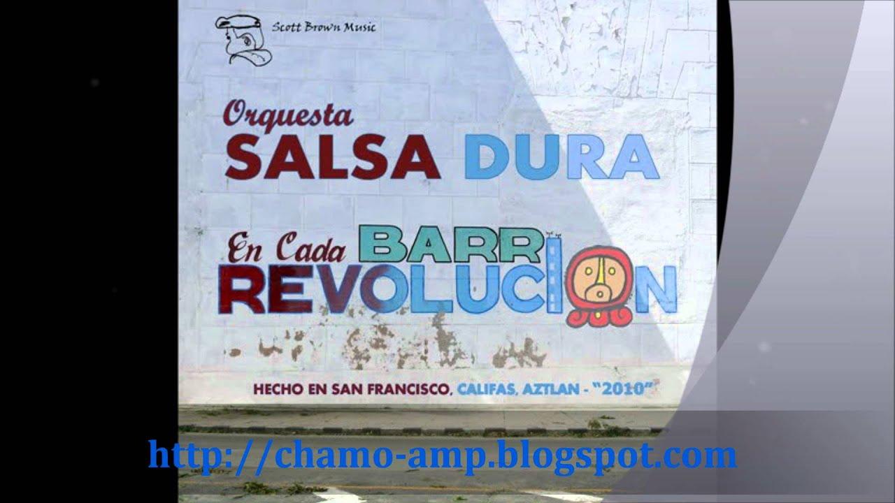 ORQUESTA SALSA DURA --LAS CUERDAS Y LOS CUEROS