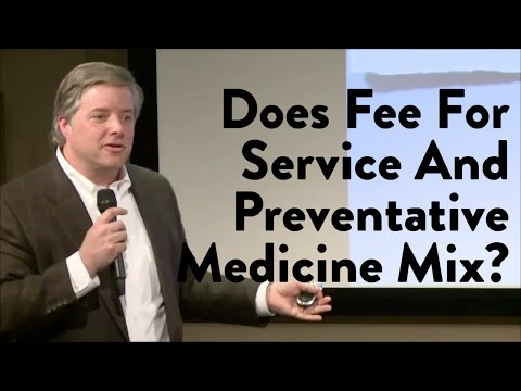 Does Fee For Service And Preventative Medicine Mix? [James Maskell, Functional Forum]